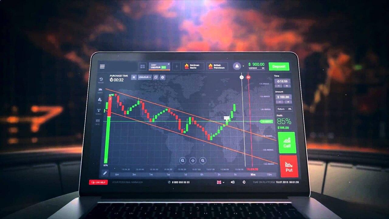 logiciel de trading d option binaire c est quoi