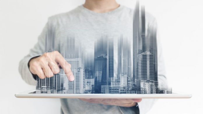 Startup immobilier